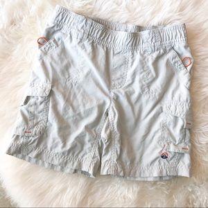 Columbia | Boys Khaki Shorts | Size 5/6